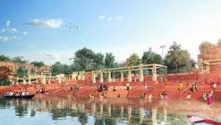 Massive River Development Plan Hopes to Rejuvenate India's Relationship to the Ganges