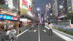 La avenida Corrientes de Buenos Aires será peatonal de noche