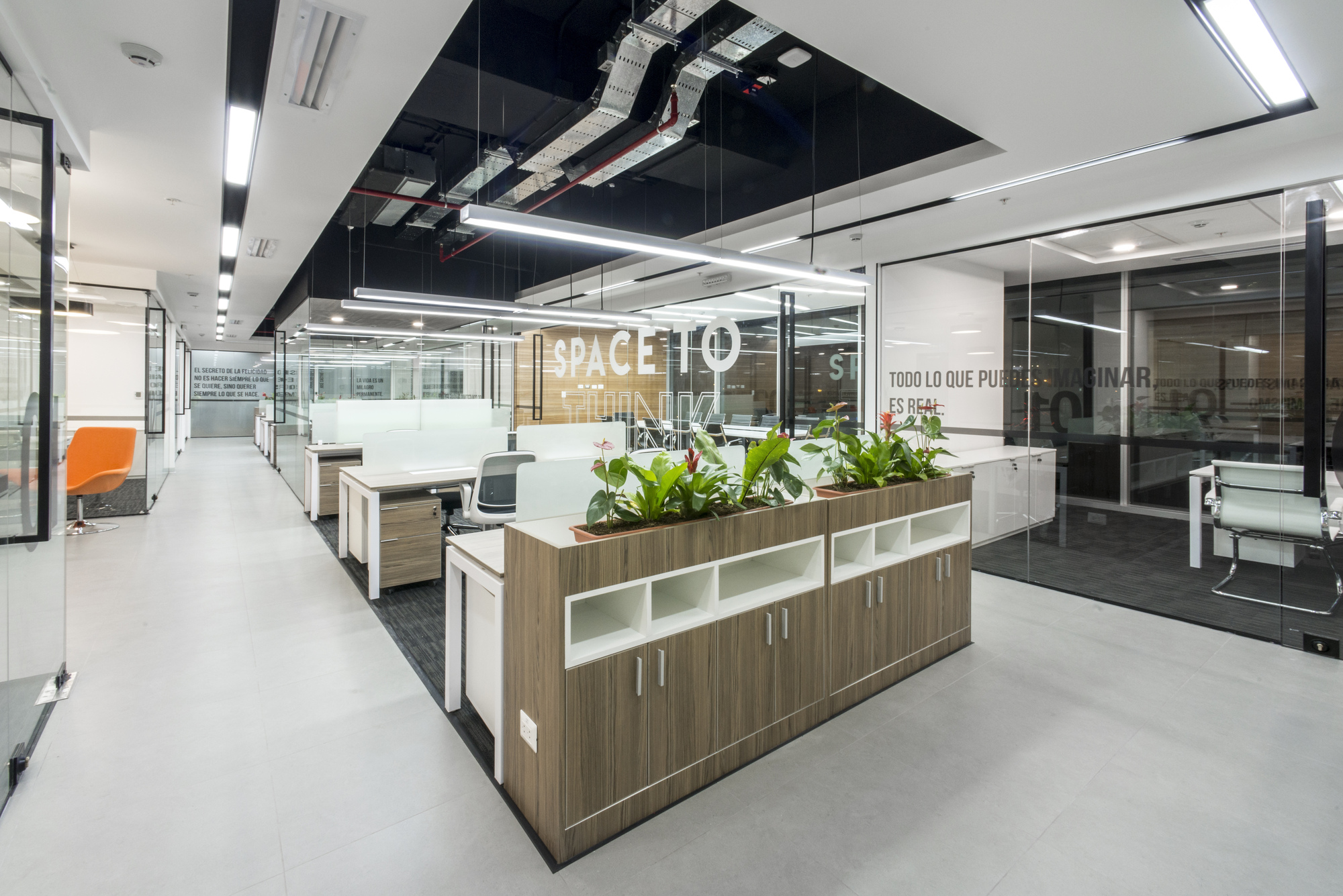 Oficinas zilicom group tru arquitectos plataforma for Oficinas arquitectura