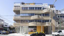 Abasto Ancho - TetrisHomes / Ariel Jacubovich | Oficina de Arquitectura + OPA Oficina Productora de Arquitectura