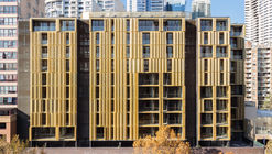 Day Street Apartments / Tzannes + Loftex