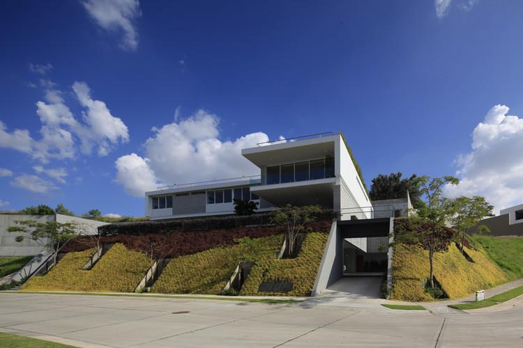 Casa BR / Hernández Silva Arquitectos, © Carlos Díaz Corona