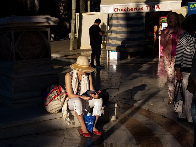 6 livros de ficção para refletir sobre as cidades, © Eduardo A. Ponce/Flickr-CC. Cortesia de TheCityFix Brasil