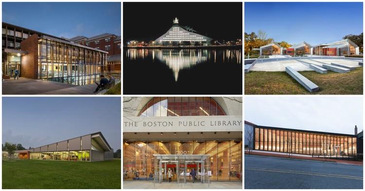 Conheça as 8 melhores bibliotecas de 2017, segundo o Instituto de Arquitetos Americanos (AIA)