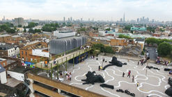 The Peckham Observatory / Cooke Fawcett