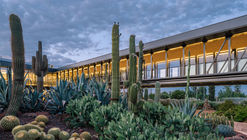 Desert City / Garciagerman Arquitectos
