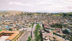 Primer lugar Concurso 'Alameda Clodoaldo' en Jauja, Perú / Plataforma Activa
