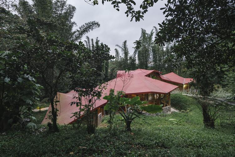 Hostal Tosepankali / Proyecto Cafeína, © Patrick Lopez