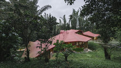 Tosepankali Hostel / Proyecto Cafeína