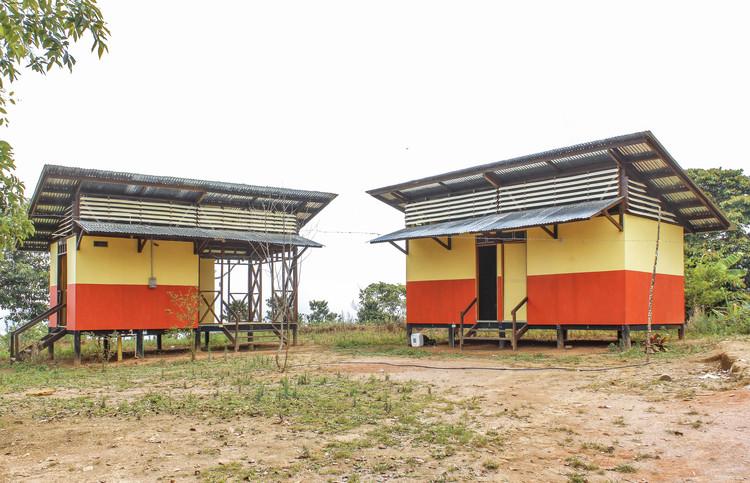 Sistema Arquitectónico para la Vivienda de Interés Social Rural / Ensamble de Arquitectura Integral, © Juan Pablo Pardo