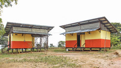 Architectural System for Rural Social Interest Housing / Ensamble de Arquitectura Integral
