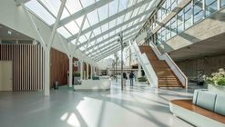Radboud University Dental Sciences Building / Inbo