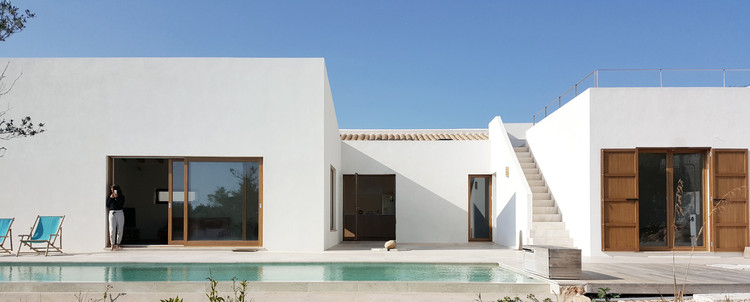 Casa PI / Munarq arquitectes, Cortesía de Munarq