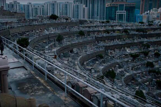 Examining The Constructed World Of The Blockbuster Movie Ghost In The Shell Archdaily