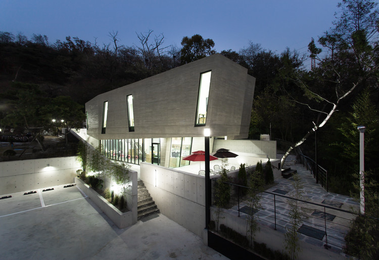 The Gatehouse / Prime Architecture, © Byungchul Jeon