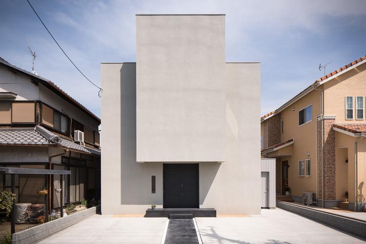 House of Scenes / FORM | Kouichi Kimura Architects, © Yoshihiro Asada