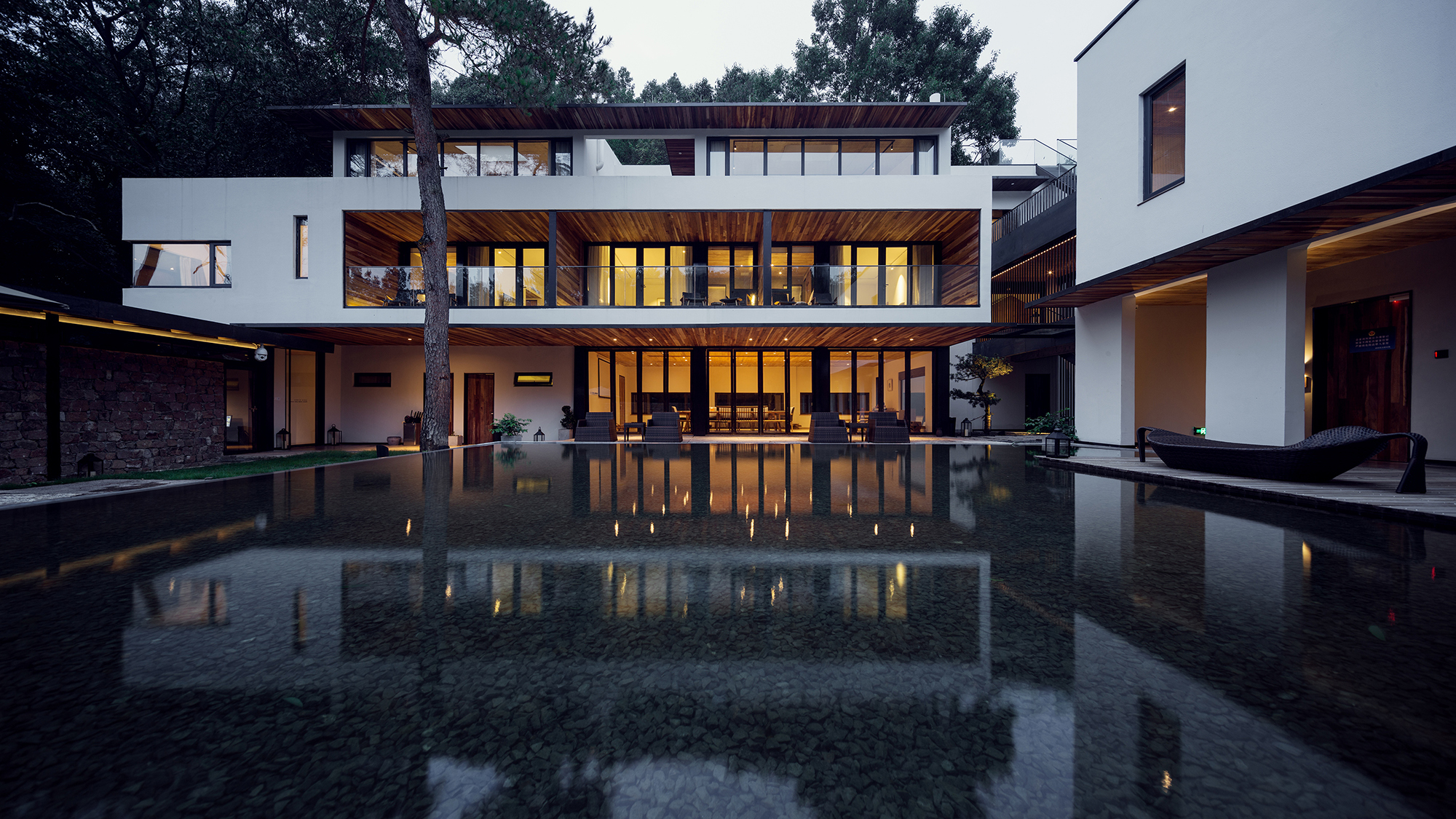 Jingshan boutique hotel continuation studio archdaily for The boutique hotel