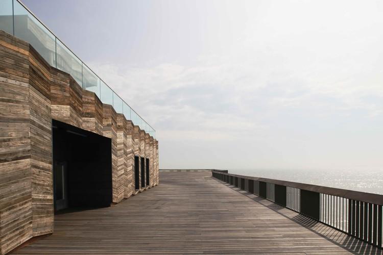 Muelle Hastings / dRMM, © Alex de Rijke