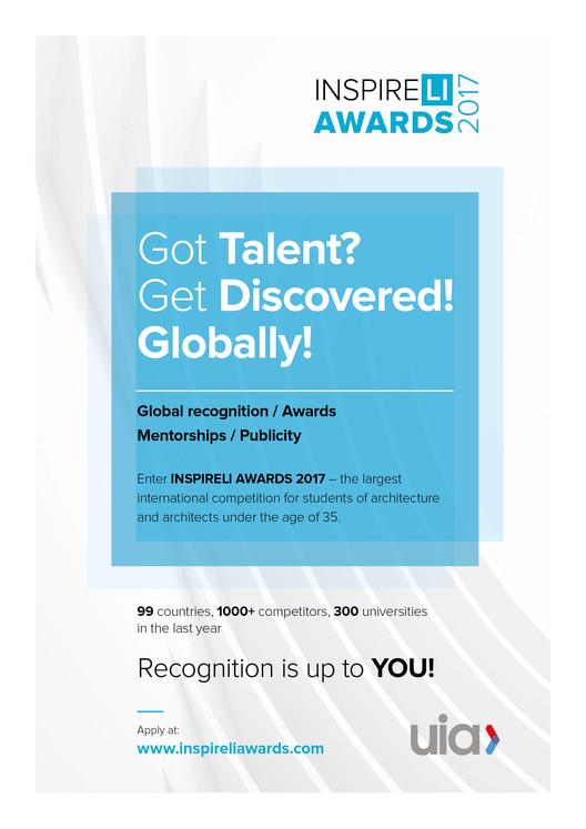 Inspireli Awards 2017 , Como miembro del equipo INSPIRELI embajador en chile (se puede comprobar en la pagina) estoy facultado para enviar este Archivo