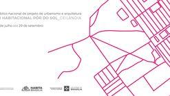 CODHAB lança concurso de projeto para o Setor Habitacional Pôr do Sol