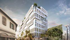 MVRDV Breaks Ground on Office Building Inspired by Sri Lankan Weaving Patterns