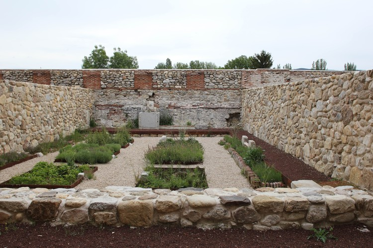 Rehabilitación en el Monasterio de El Paular / BAB ARQUITECTOS, Cortesía de BAB ARQUITECTOS