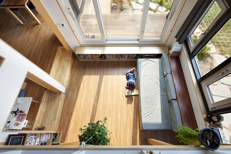 J Amp J House Studio Gaon Archdaily
