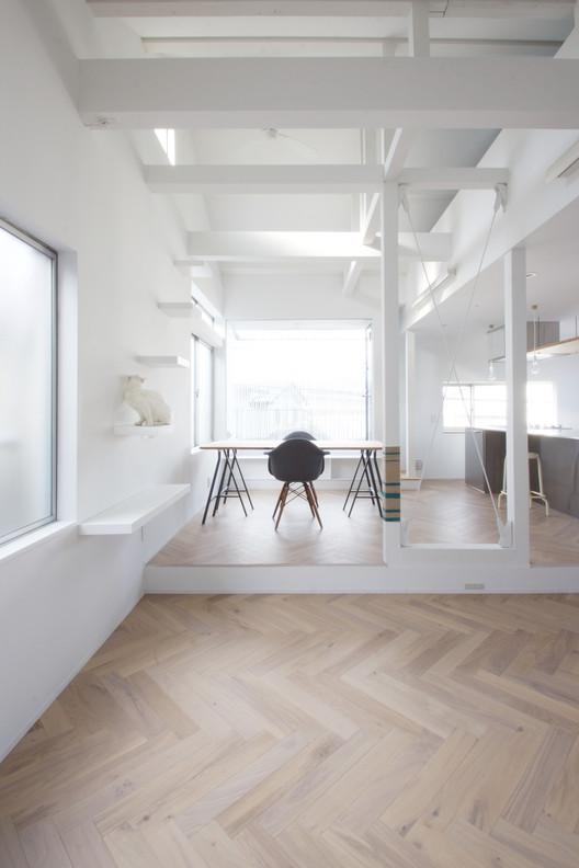 Casa Gato / SeijiIwamaArchitects, © Seiji Iwama
