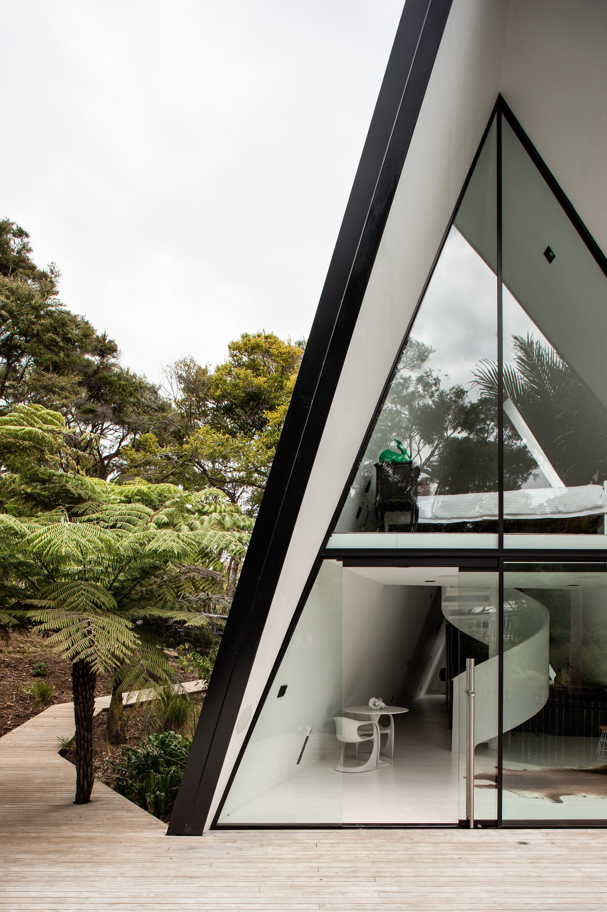 Casa Carpa / Chris Tate Architecture