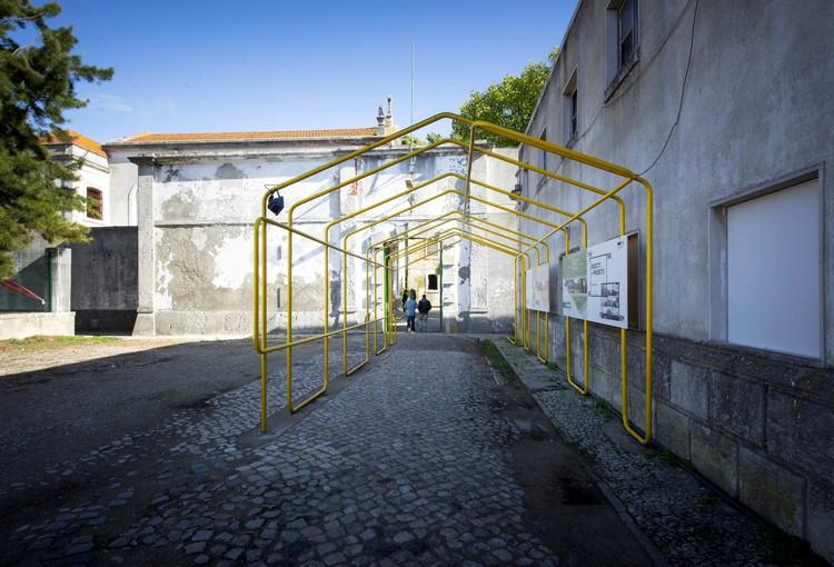 Intervenção arquitetônica propõe a reapropriação de um antigo presídio em Portugal, © In situ/ 5 – laboratório de intervenção em arquitetura