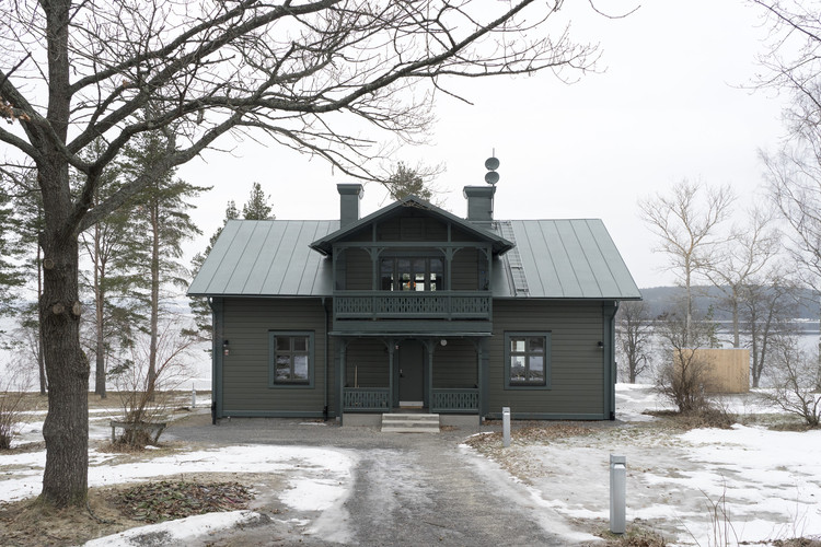 Sälsten  / Skälsö Arkitekter, © Stefan Bergkvist