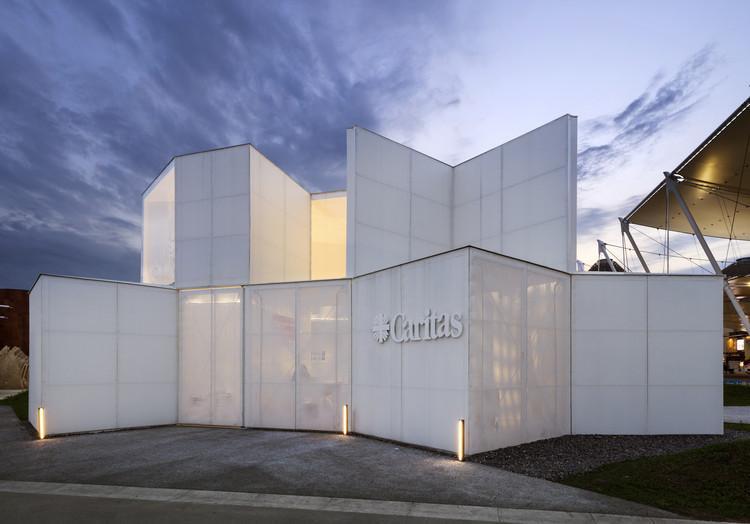 Caritas Pavilion / Piuarch, © Andrea Martiradonna