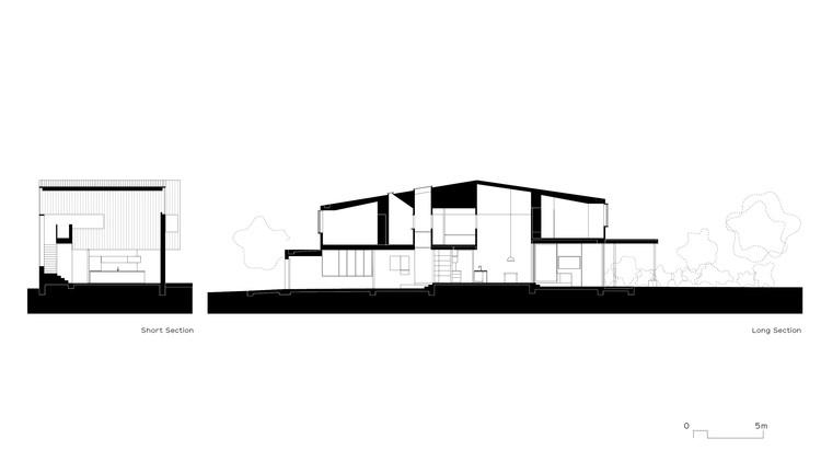 brick house    andrew burges architects