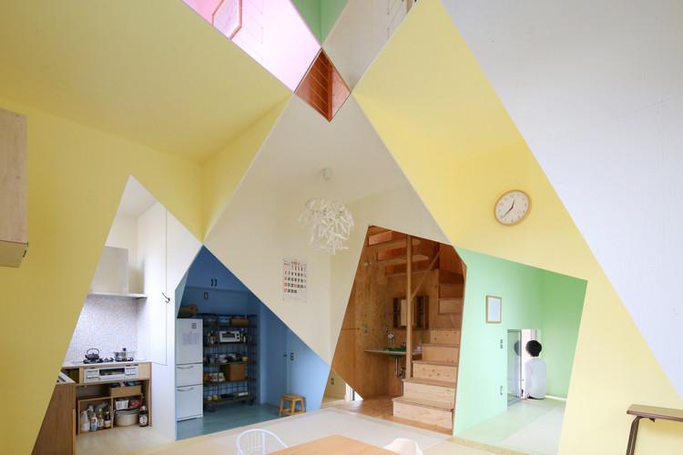 Casa Ana / Kochi Architect's Studio, © Kazuyasu Kochi