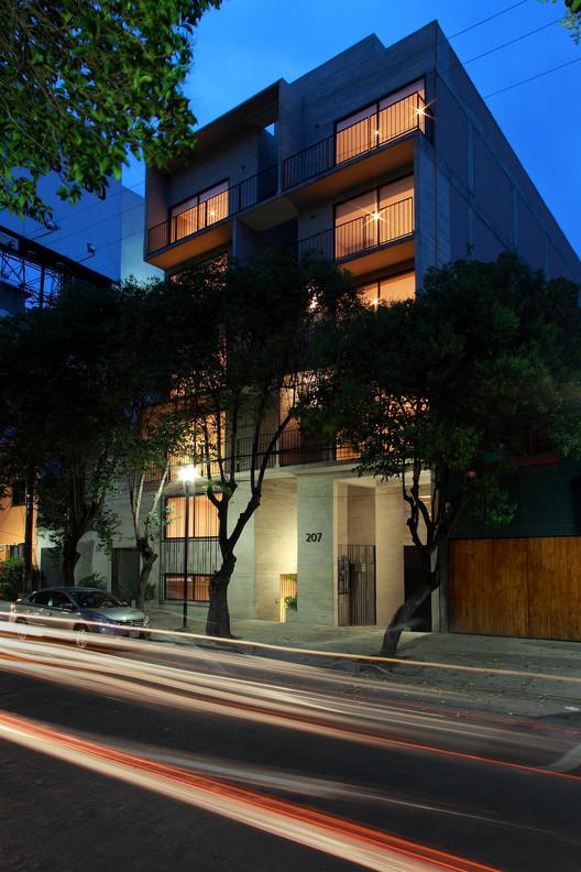Río Nazas 207 / Wolff Arquitectura + Concepto Vertical, © Mauricio Salas