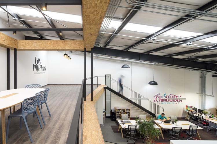 Oficinas Corporativas Los Paleteros / TACTIC Architects, © Andres Garcia Lachner
