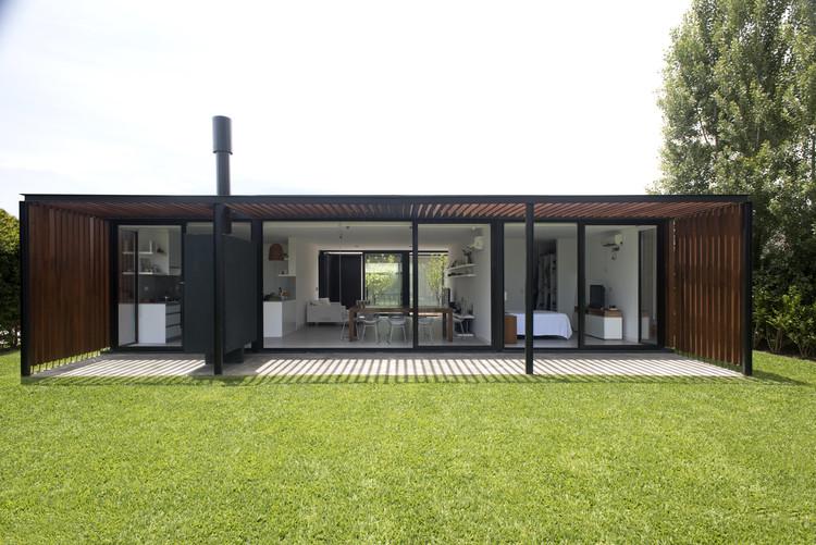 Casa 2LH / Luciano Kruk, Cortesía de Luciano Kruk