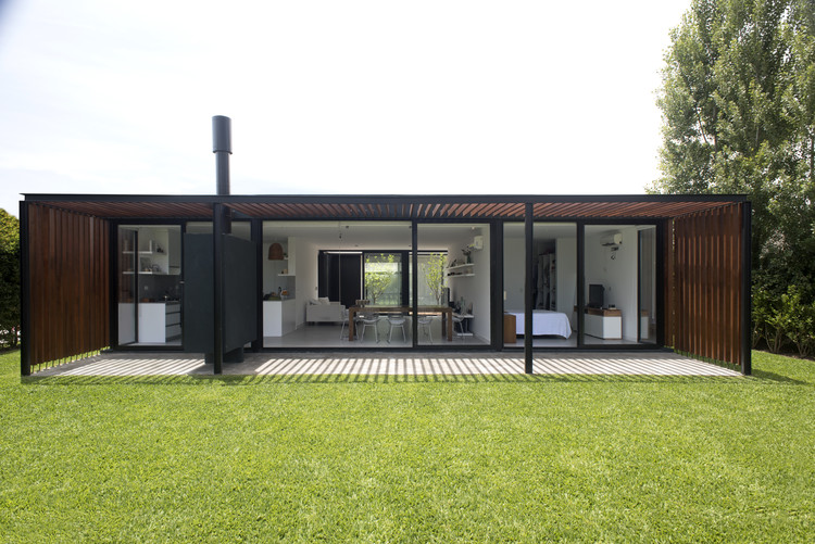 Casa 2LH / Luciano Kruk, Cortesia de Luciano Kruk