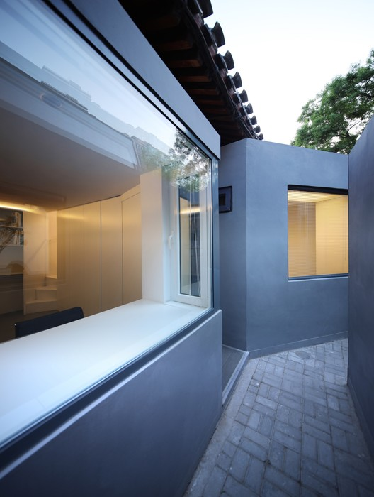 No.66 Lanman Hutong Renovation / BWAO, © Bao Wei