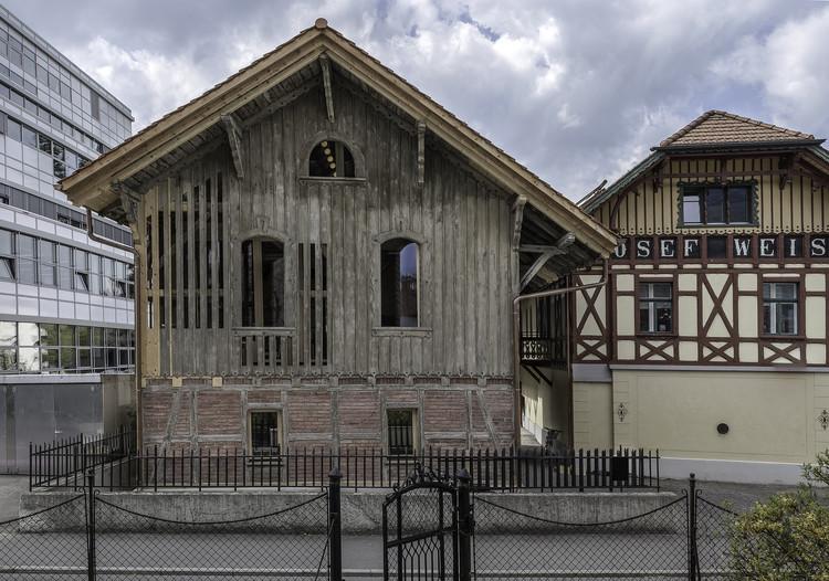 Oeconomie-Gebäude Josef Weiss / Julia Kick Architektin, © Nussbaumer Photography