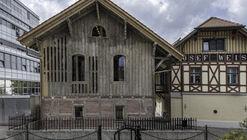 Oeconomie-Gebäude Josef Weiss / Julia Kick Architektin