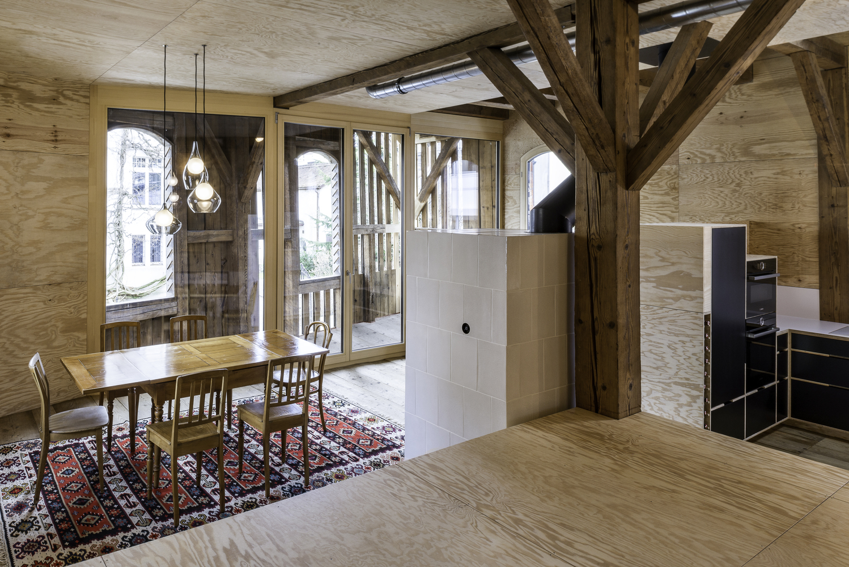 Gallery of Oeconomie-Gebäude Josef Weiss / Julia Kick Architektin - 7