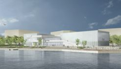 Pompidou Center to Open Gallery in Shanghai, Designed by David Chipperfield Architects