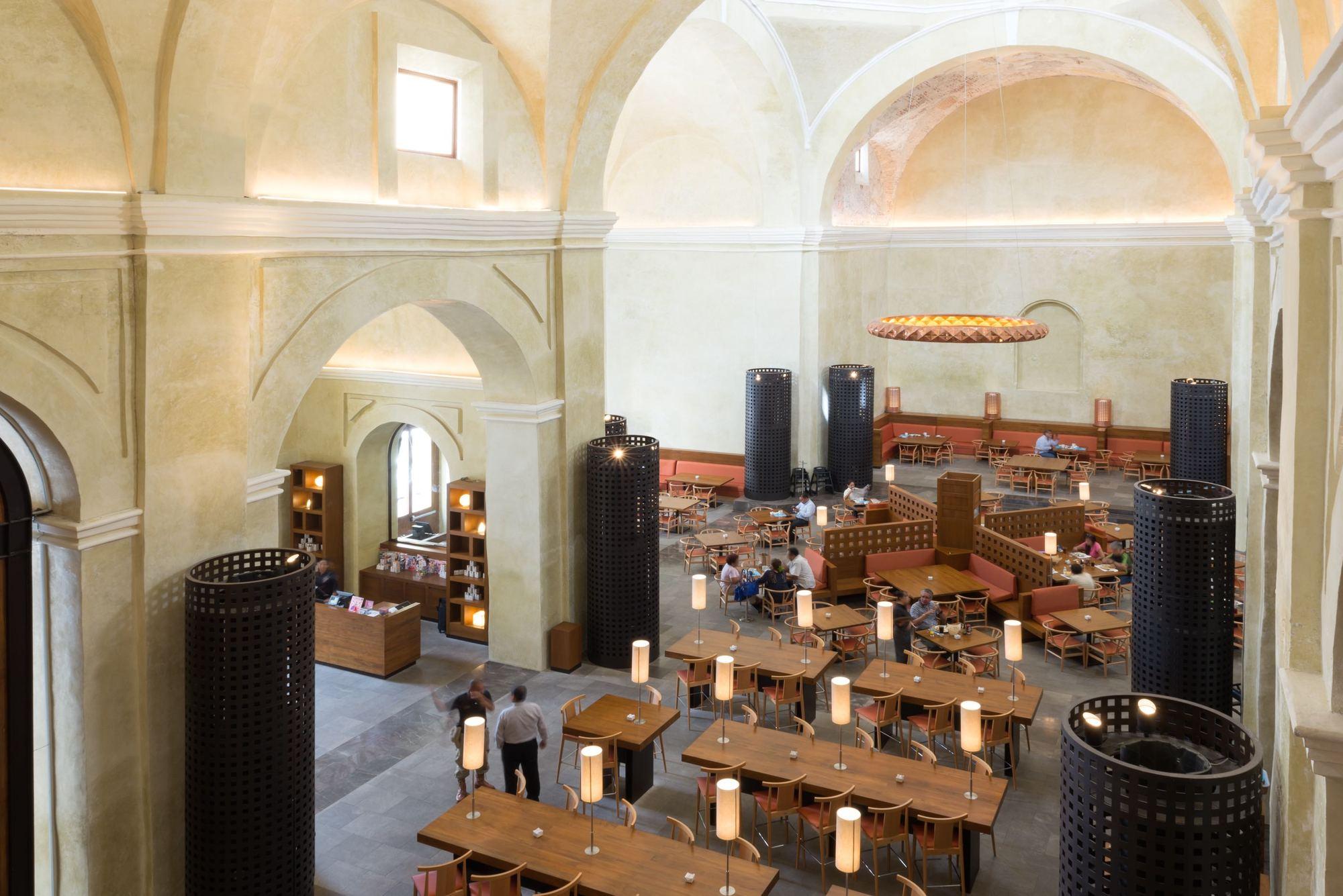Restaurante Toks Veracruz Legorreta Archdaily M 233 Xico