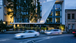 The Grove Design Hotel / Laboratory of Architecture #3