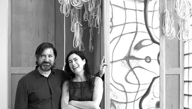 Conversatorio sobre Arquitectura y Ficción con Smiljan Radic y Marcela Correa, Nacasa & Partners Inc. Cortesía de Fondation d'entreprise Hermes