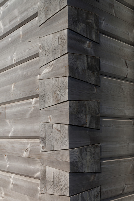 Materials That Make Construction Details Protagonists: Photos of the Week, © RA-Studio Raimo Ahonen