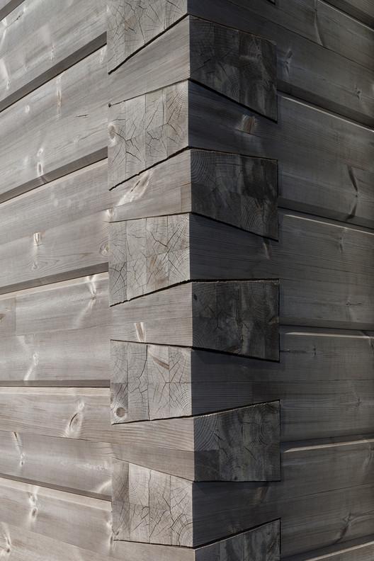 Fotos da Semana: materiais que tornam detalhes construtivos objetos de desejo, © RA-Studio Raimo Ahonen