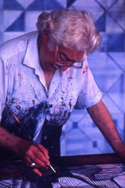 Em foco: Roberto Burle Marx, © Haruyoshi Ono / Acervo Escritório Burle Marx