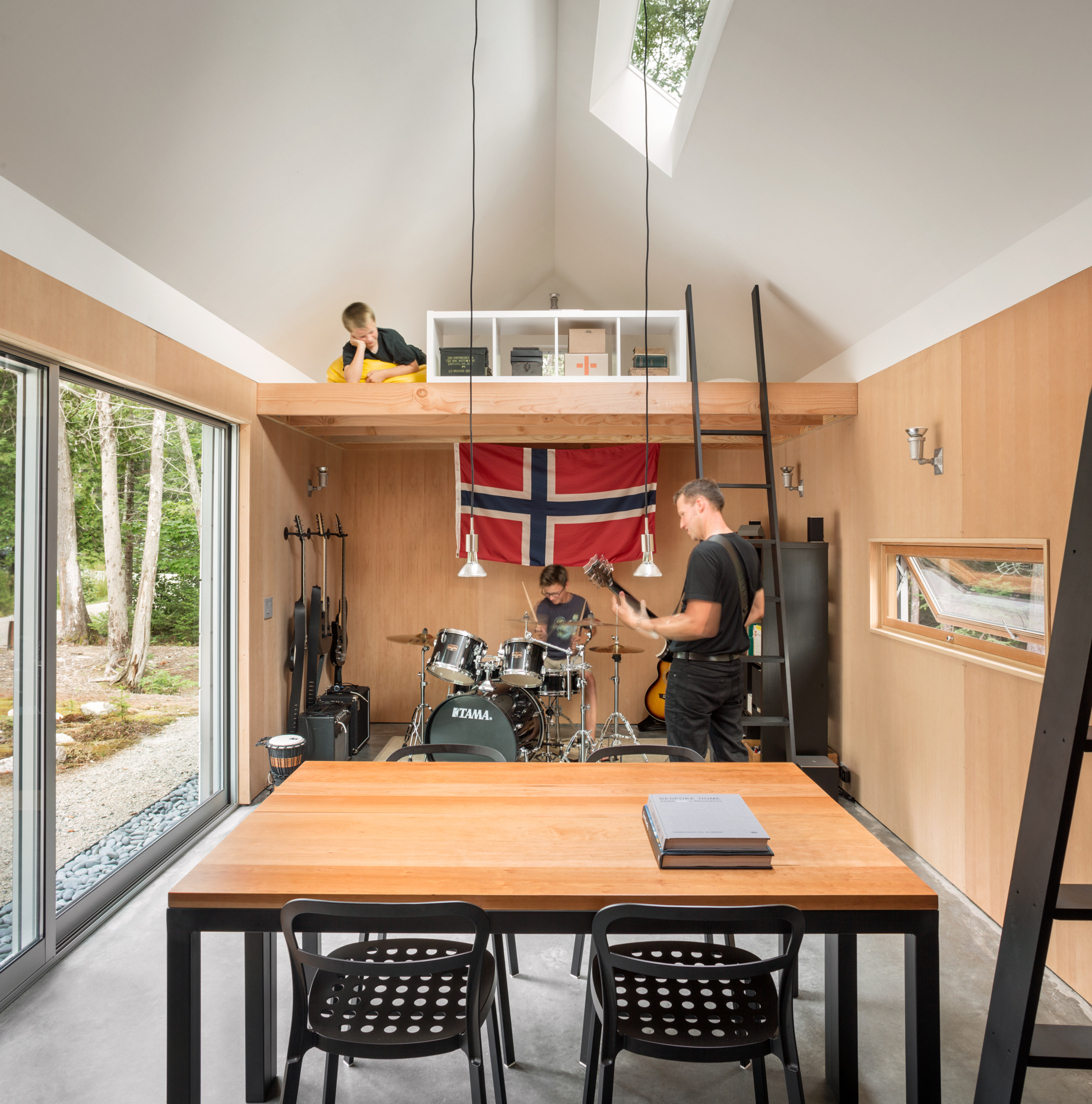 By Cabell Design Studio: Gallery Of Long Studio / 30X40 Design Workshop